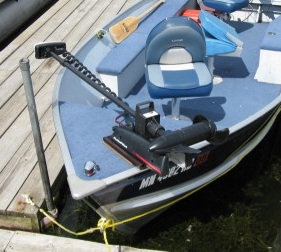 How To Mount A Trolling Motor On A Jon Boat All Boats