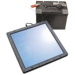 Solar panel maine trickle charger